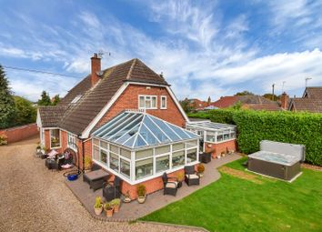 Thumbnail 5 bed detached house for sale in Fosse Way, Syston