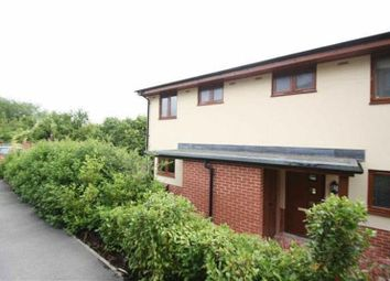 Thumbnail 2 bed end terrace house to rent in Foxdown, Overton, Basingstoke