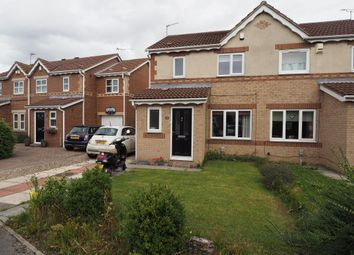 Thumbnail 3 bed semi-detached house to rent in Bridgegate Drive, Victoria Dock, Hull