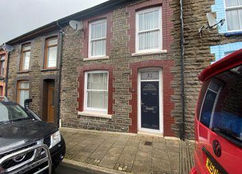 3 bed terraced house for sale in Bronllwyn Road, Gelli -, Pentre CF41