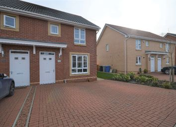 Thumbnail 3 bed semi-detached house for sale in Tannin Crescent, East Kilbride, South Lanarkshire