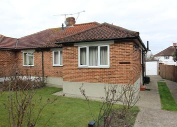 2 bed semi-detached bungalow for sale in Pinewood Drive, Orpington, Kent BR6