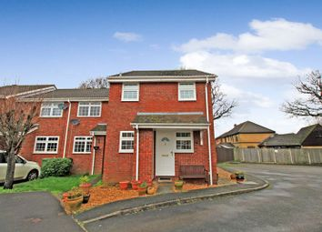 Thumbnail 1 bed end terrace house for sale in Cudworth Mead, Hedge End, Southampton