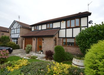 Thumbnail 5 bed detached house for sale in Trent Avenue, Altofts, Normanton