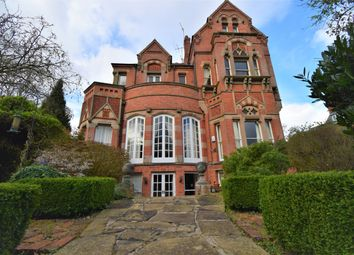 Thumbnail 1 bed flat to rent in Ashley House, Park Drive, Nottingham
