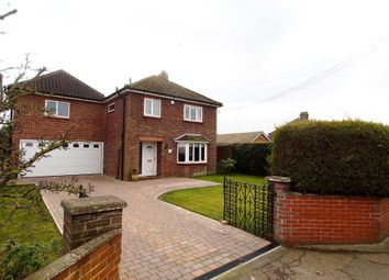 Thumbnail 4 bed detached house for sale in Great Melton Road, Hethersett, Norwich