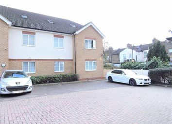 Thumbnail 2 bed flat for sale in Rossmore Close, Enfield, Greater London