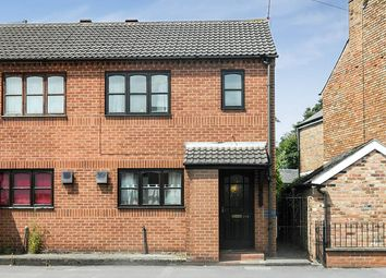 Thumbnail 2 bed semi-detached house to rent in Mansfield Road, Derby