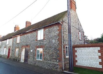 Thumbnail 2 bed end terrace house for sale in High Street, Thornham, Norfolk