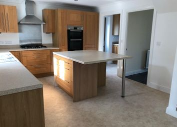 Thumbnail 4 bed detached house to rent in St. Davids Park, Brecon