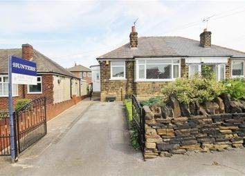Thumbnail 2 bed semi-detached bungalow for sale in Smalewell Road, Pudsey