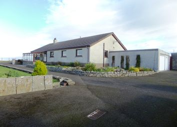 Thumbnail 5 bed detached bungalow for sale in Roadside, Murkle