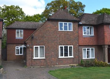 Thumbnail 3 bed semi-detached house for sale in Moss Close, Pinner