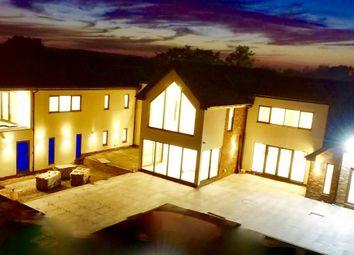 Thumbnail 5 bed property for sale in Grove House, Llyndir Lane, Rossett