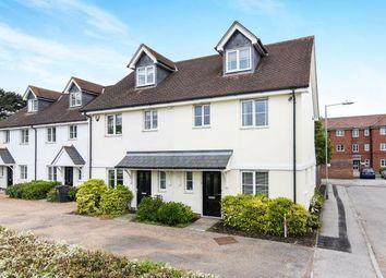 Thumbnail 3 bed semi-detached house for sale in Ongar, Essex