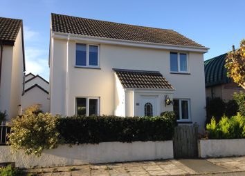 Thumbnail 3 bedroom detached house for sale in Capern Close, Braunton