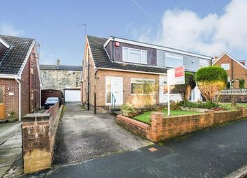 Thumbnail 3 bed bungalow for sale in Cherry Tree Drive, Greetland, Halifax, West Yorkshire