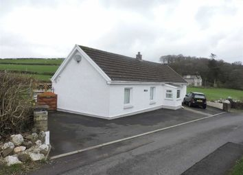 Thumbnail 4 bed cottage for sale in Maesycrugiau, Pencader