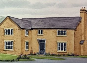 Thumbnail 4 bedroom detached house for sale in Plot 5, Pave Lane, Chetwynd Aston, Newport