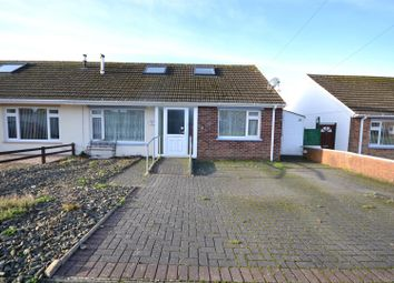 Thumbnail 2 bed semi-detached bungalow for sale in Maesglas, Cardigan