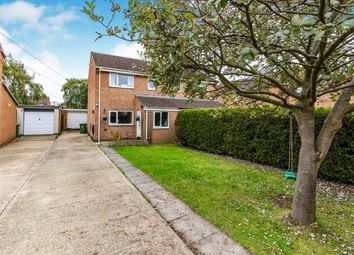 Thumbnail 3 bed semi-detached house for sale in Knaith Close, Yarm, Durham