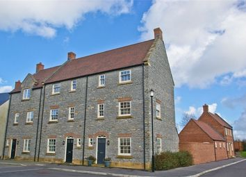 Thumbnail 4 bed end terrace house for sale in Blandford Road, Shepton Mallet