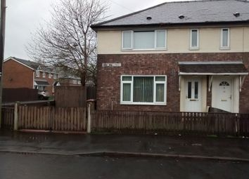 Thumbnail 3 bed semi-detached house to rent in Ramford Street, Parr, St. Helens, Merseyside