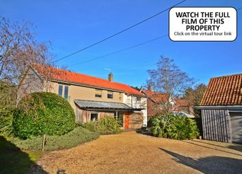 Thumbnail 4 bed detached house for sale in Main Road, Brancaster Staithe, King's Lynn