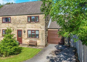Thumbnail 2 bedroom semi-detached house for sale in Moor Lane, Kirk Ireton, Ashbourne