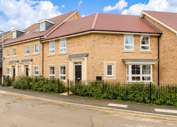 3 bed terraced house for sale in Knights Way, St. Ives, Huntingdon PE27
