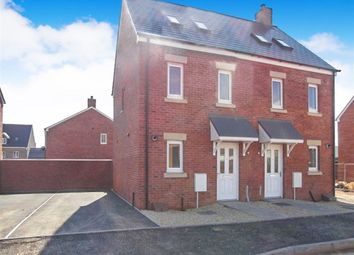 Thumbnail 3 bed property to rent in Bryn Y Telor, Parc Derwen, Coity