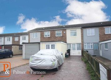 Thumbnail 3 bed terraced house for sale in Poplar Close, Clacton-On-Sea