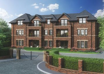 Thumbnail 3 bed flat for sale in Fernleigh House, Apt 6, Alderley Road, Wilmslow