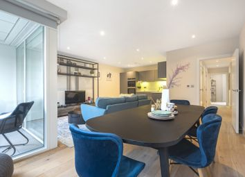 Thumbnail 3 bed flat for sale in Trilogy, Swan Street
