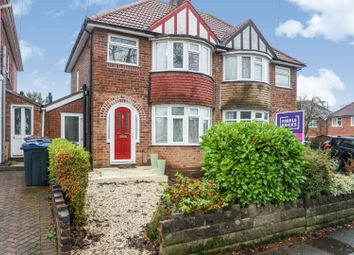 Thumbnail 3 bed semi-detached house for sale in Kingshurst Road, Birmingham