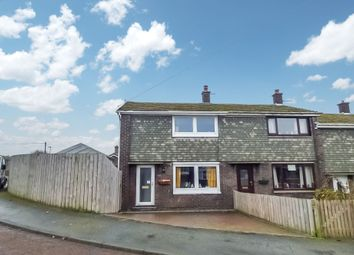 Thumbnail 2 bed terraced house for sale in Stone Close, Seahouses