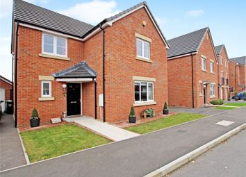 Collingwood Crescent, Upper Stratton, Swindon SN2. 4 bed detached house for sale