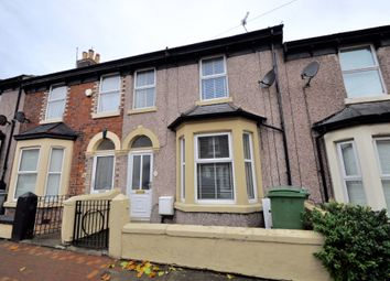 Thumbnail 3 bed terraced house for sale in Belmont Road, New Brighton, Wallasey