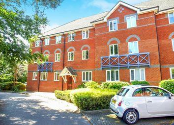 Thumbnail 2 bedroom flat for sale in St Cross Court, Upper Marsh Lane, Hoddesdon