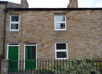 Thumbnail 3 bedroom terraced house for sale in Leadgate, Allendale, Hexham