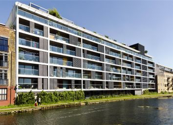 Thumbnail 1 bed flat to rent in Candy Wharf, 22 Copperfield Road, London