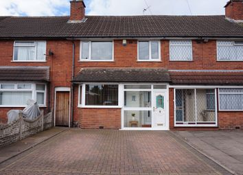 Thumbnail 3 bed terraced house for sale in Churchdale Road, Great Barr, Birmingham