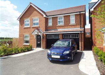 Thumbnail 4 bed detached house for sale in Fallow Field, Honeybourne, Evesham, Worcestershire