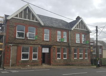 Thumbnail 1 bed flat to rent in High Street, Nantyffyllon, Maesteg