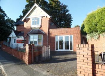 Thumbnail 3 bed detached house for sale in Alexandra Avenue, Merthyr Tydfil