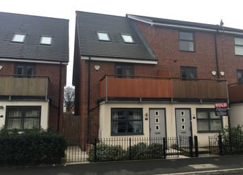Thumbnail 3 bed end terrace house for sale in Houseman Crescent, Manchester, Greater Manchester