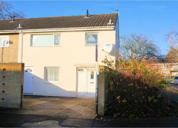 Thumbnail 3 bed end terrace house for sale in Scott Road, Southampton