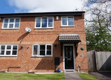 Thumbnail 2 bed semi-detached house for sale in Delancey Keep, Sutton Coldfield