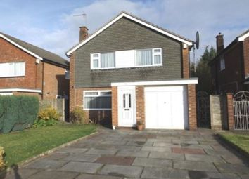 Thumbnail 4 bed detached house to rent in Oakdale Drive, Heald Green, Cheadle