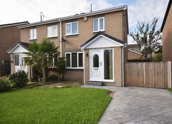 Thumbnail 3 bed semi-detached house to rent in Bransdale Walk, Altofts, Normanton